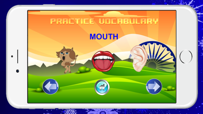 Learn English Body Listening and Speaking Free | Conversation Education for Preschool screenshot two