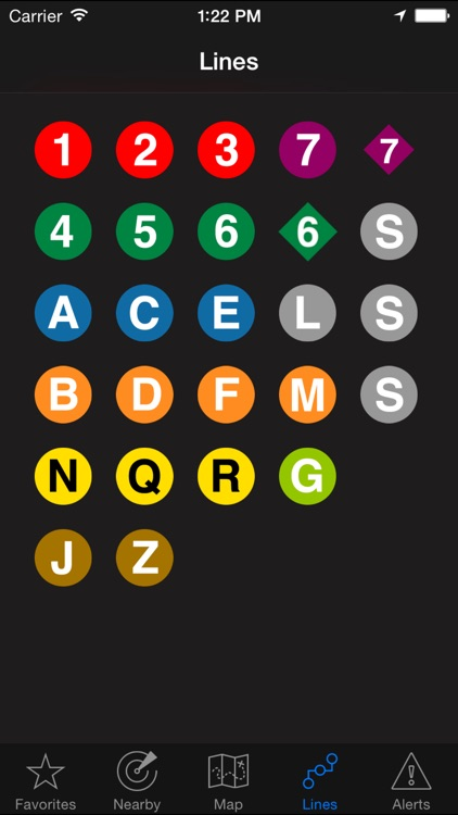 NextStop - NYC Subway screenshot-2
