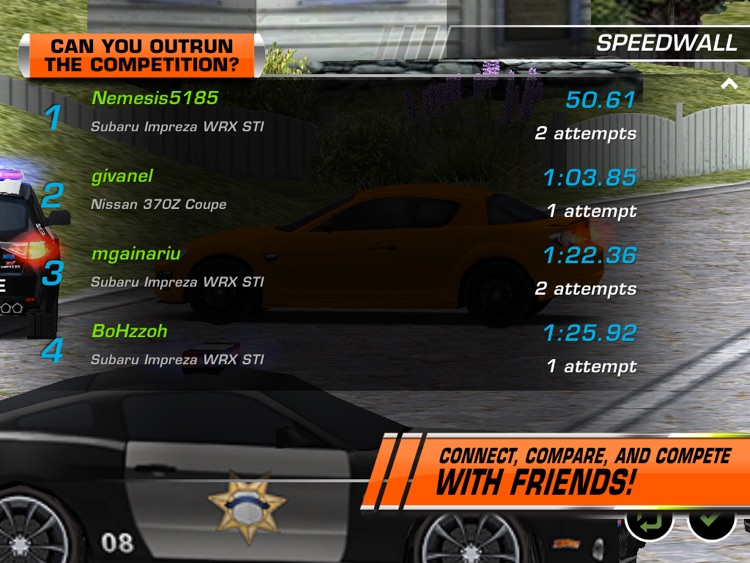 Need for Speed™ Hot Pursuit HD screenshot-4