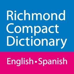 English <-> Spanish Richmond Compact  Dictionary