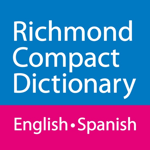 English <-> Spanish Richmond Compact  Dictionary icon