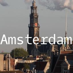 hiAmsterdam: Offline Map of Amsterdam (Netherlands)