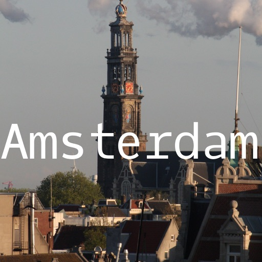 hiAmsterdam: Offline Map of Amsterdam (Netherlands)