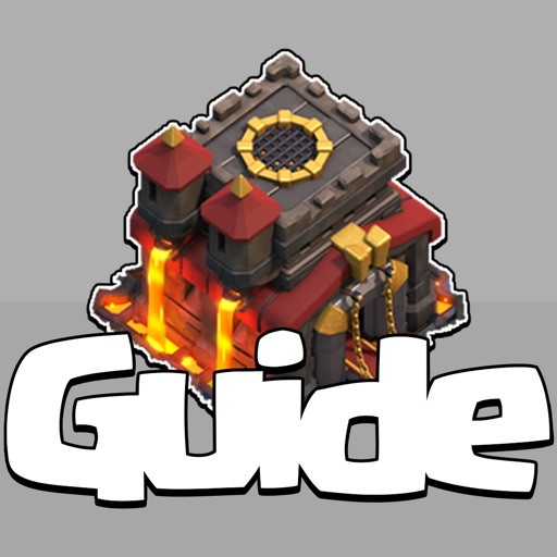Guide for COC Edition - Tips,Tactics & Strategies with Troops and Resources calculator icon