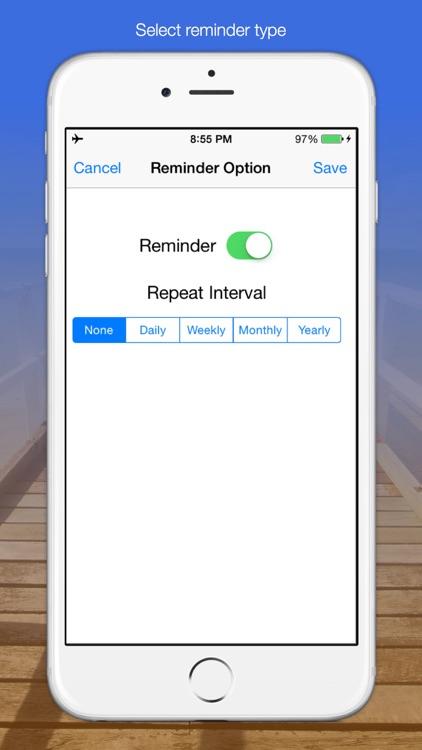 BUZL Watch - Todo & Reminders by Priority screenshot-3
