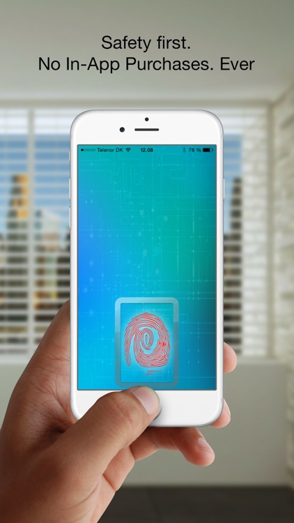 Touch ID Camera Security Manager: Hide Private Secret Photos + Documents screenshot-3