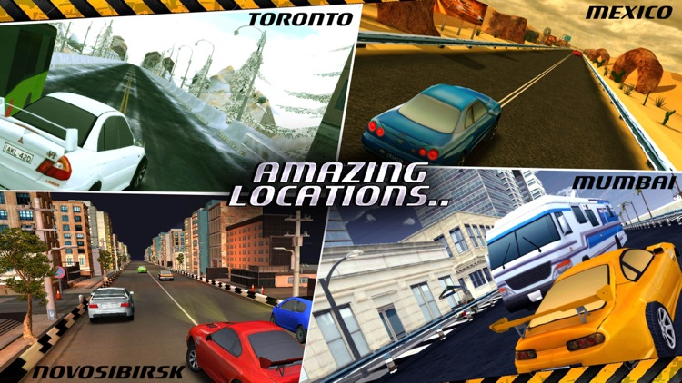 Japan Car Legends Street Racer screenshot-3