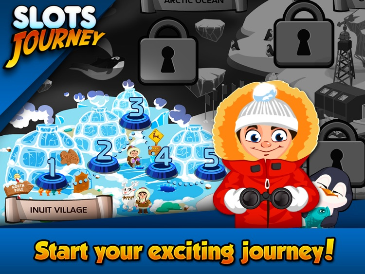 Slots Journey HD screenshot-2