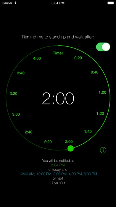 break timer for watch app price drops