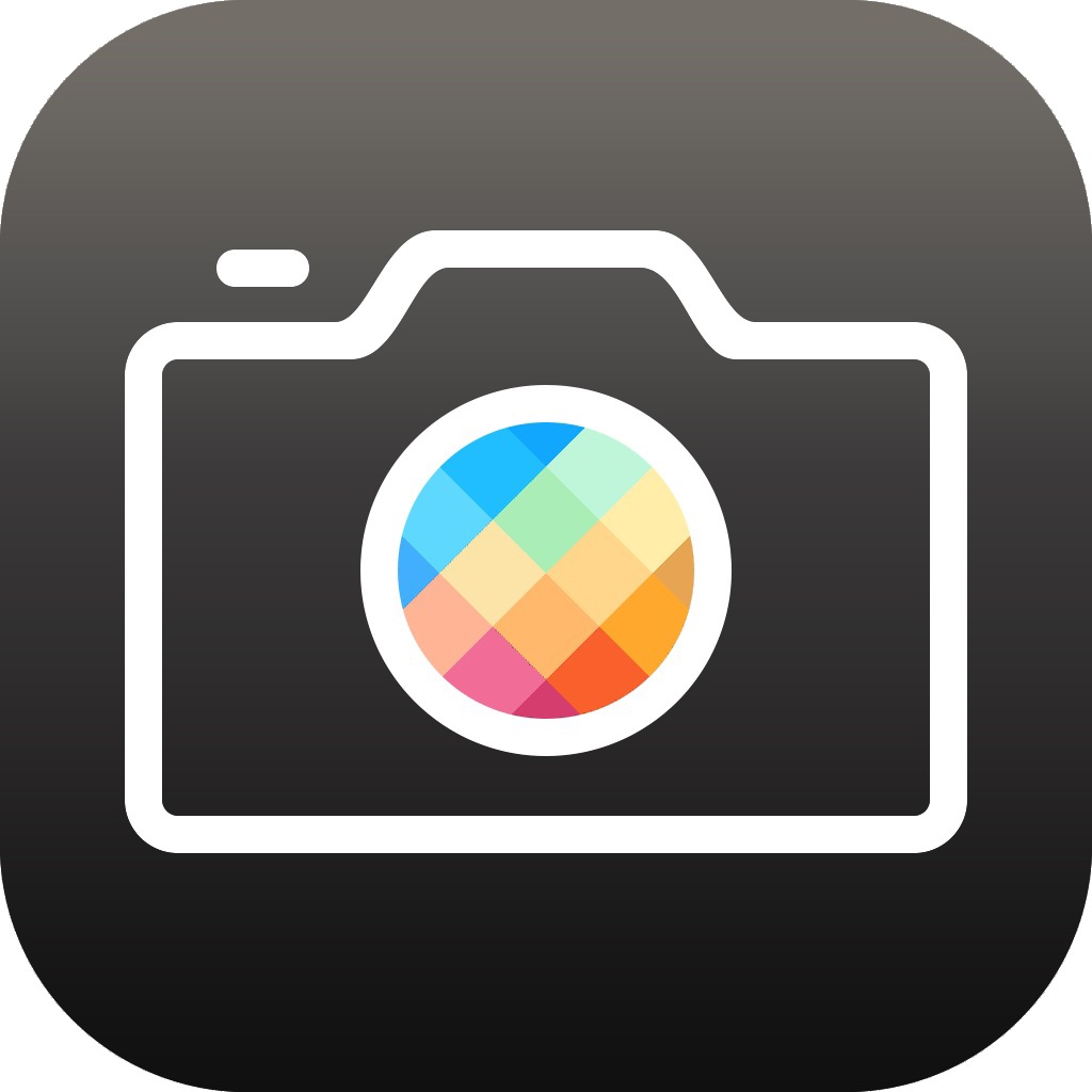 iCam - Professional Camera & Ultimate Photo Editor icon