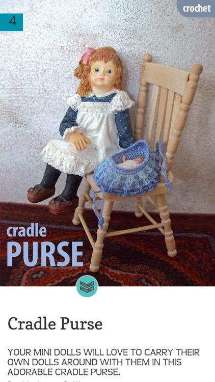 Mini Knitting and Crochet