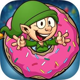Christmas Elf Donut Defense