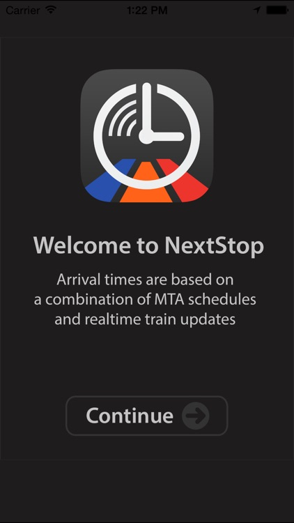 NextStop - NYC Subway screenshot-4