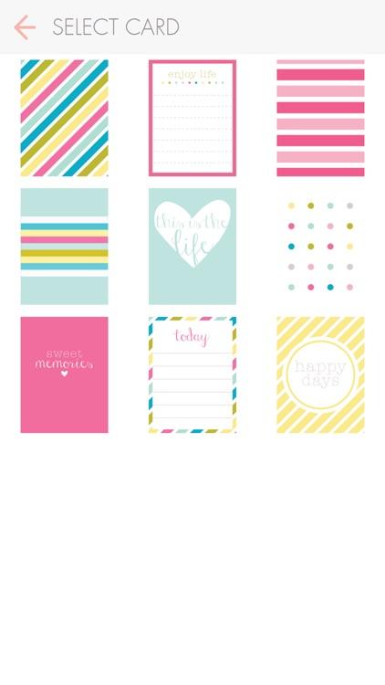Snapbook - Photo Decorating screenshot-3