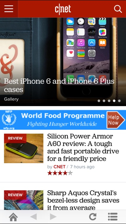Quick Web Browser Free - Full screen ie internet desktop search web browser screenshot-3