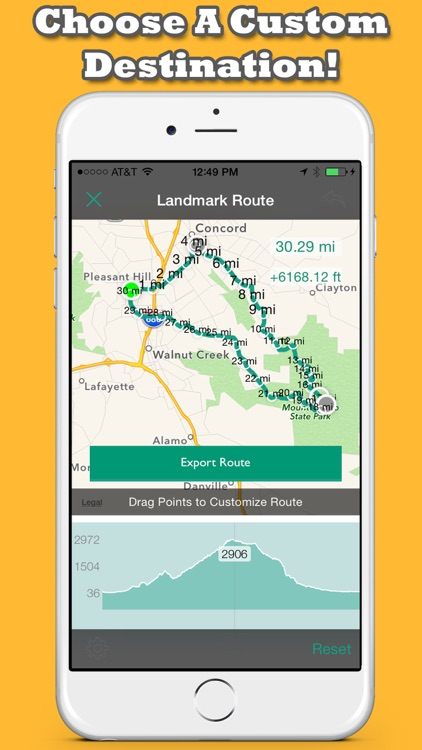 NavRoute - Circular Route Creator For Running, Biking, & Exploring screenshot-4