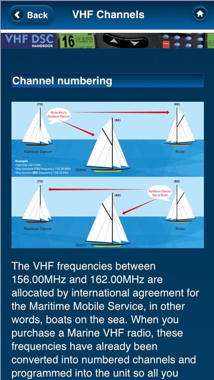 VHF DSC Handbook - Adlard Coles Nautical screenshot-3