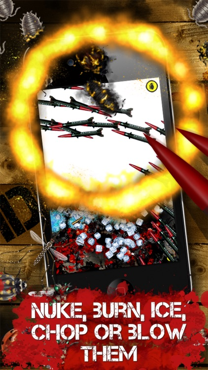 iDestroy™ - Call of Bug Battle screenshot-3