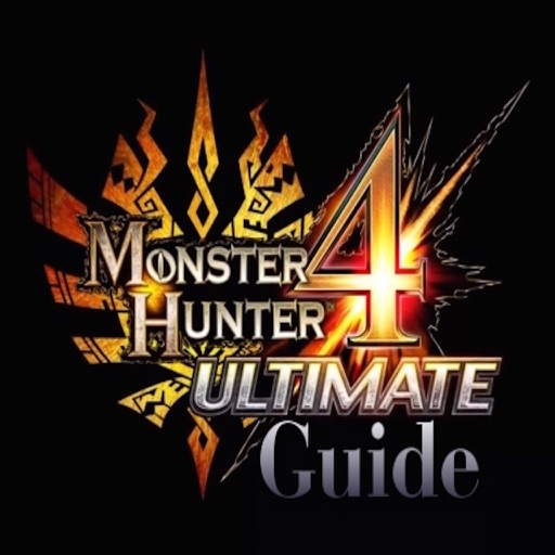 Guide for Monster Hunter 4 icon