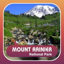 Mount Rainier National Park - USA