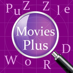 MoviePuzzle+ : Mega Word Search Puzzle of Movies