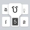 Lin Bunchan - K-Keyboard 5 Row アートワーク