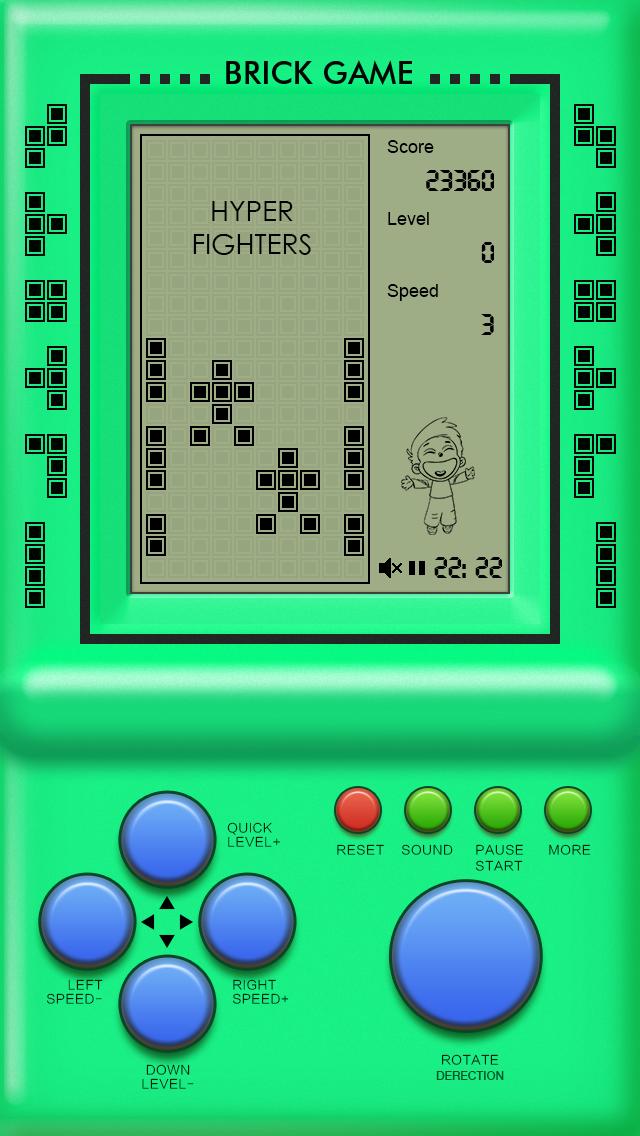 Classic Brick Game Collectionのおすすめ画像3