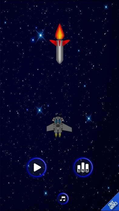 Interstellar Space Galaxy War screenshot one