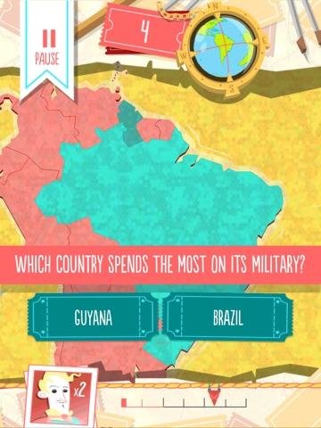 Скачать игру Worldly - Countries Quiz!