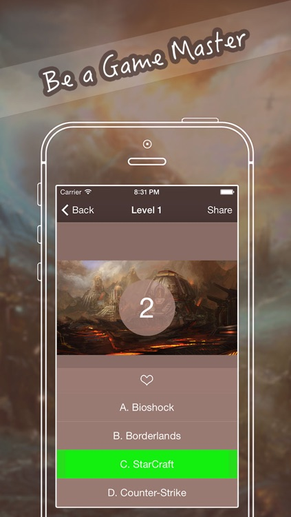 Game Master - Video Game Guessing Quiz & Win HD Artwork and Wallpapers