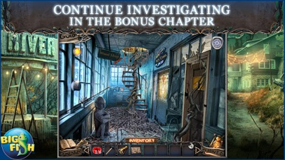 Sable Maze: Sullivan River - A Mystery Hidden Object Adventure screenshot 4