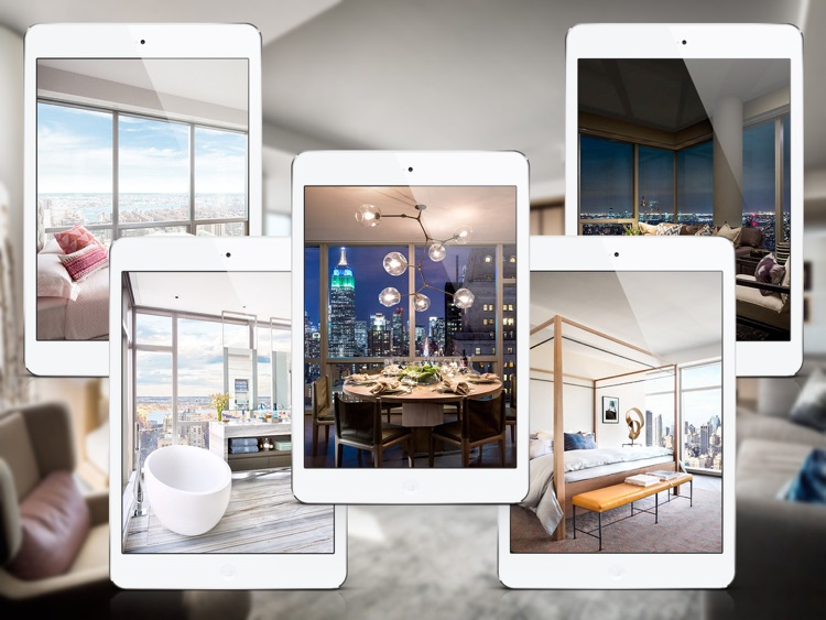Apartment Design Ideas - Luxury Collection for iPad screenshot-3