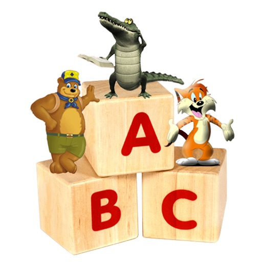 Animal alphabet for kids, Learn Alphabets with animal sounds and pictures for preschoolers and toddlers