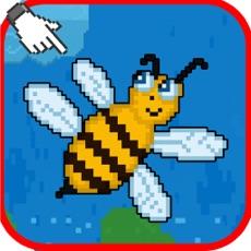 Activities of Bee Fly – Buzzy flying honey bee game
