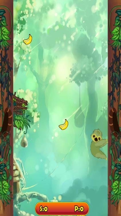 Baby Sloth Tree Climber - Jungle Survival Run (Free) screenshot-3