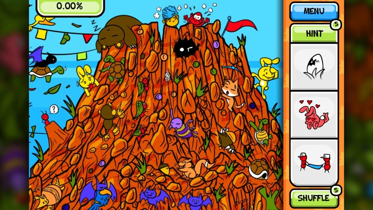 Where's Tappy? Hidden Object Game for Kids