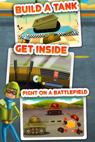 Car Builder 3 - Mad Race Driver and Auto Mechanic screenshot 4