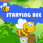 Abelhas voando coletar mel e várias frutas icon