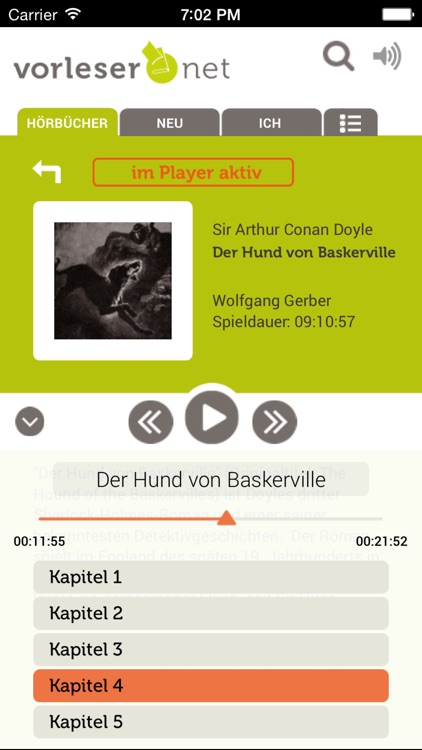 vorleser.net screenshot-3