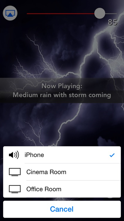 Sleepmaker Storms Pro screenshot-1