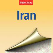 Иран. Туристическая карта.