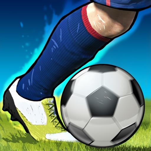 Real Football Penalty Kick Shootout iOS App