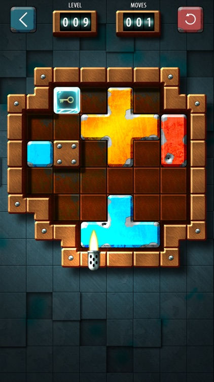 Slide Tetromino Premium screenshot-4