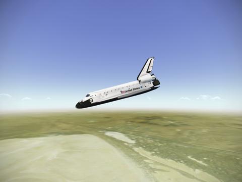 F-Sim Space Shuttleのおすすめ画像1