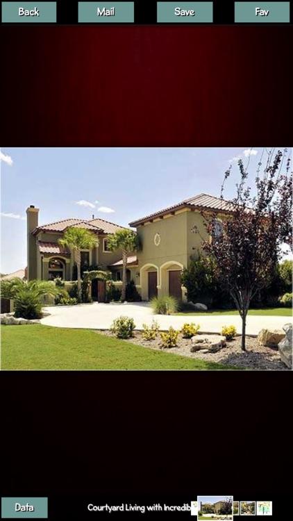 Home Plans Mediteranean