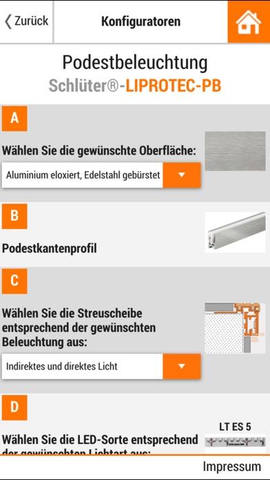 Schlüter-SystemsScreenshot von 4