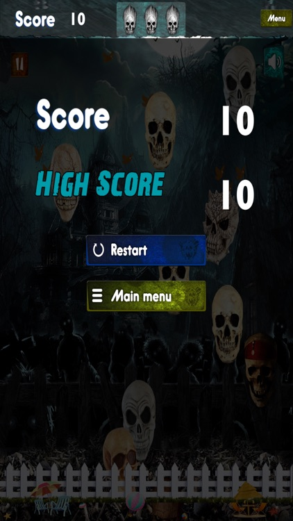Skeleton Breaker - Addictive Halloween Smashing Fun Game screenshot-4