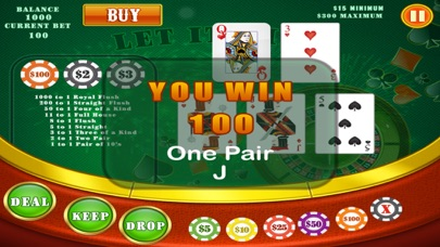 777 Let it Win & Play Lucky Classic Blitz Cards Game - Hit the Jackpot Casino Free screenshot one
