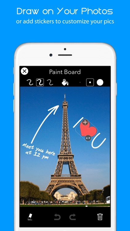 Snapshot Cam - Draw on Pictures & Add Text to Photos screenshot-3