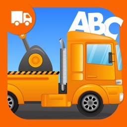 ABC Tow Truck - an alphabet fun game for preschool kids learning ABCs and love Trucks and Things That Go